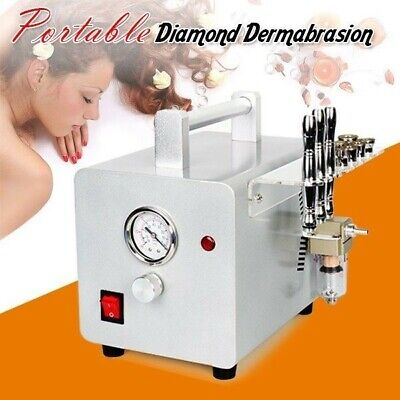 Powerful Diamond Dermabrasion Microdermabrasion Machine Skin Peel Clean Face