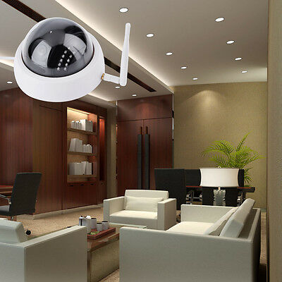 Wireless W-lan HD 720P IP Camera Security Nachtsicht Netzwerk Webcam EU BN