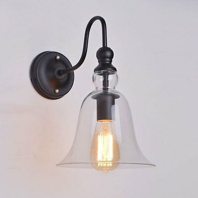 Modern Glass Wall Sconce Industrial Wall Lights Indoor Wall Light led Lamp