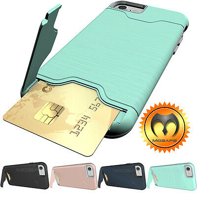 Shockproof Rugged Hybrid Rubber Protective Hard Case Cover For iPhone 6S 7 Plus