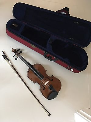 Stentor Student 2 Violin Outfit 4/4 Brand New