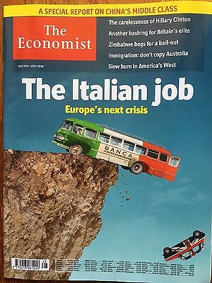 The Economist July 9-15 2016 - The Italian Job, China's Middle Class