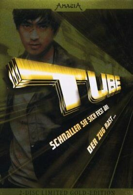 Tube - Limited Gold Edition - 2 DVD's/NEU/OVP - Metall Case - Amasia
