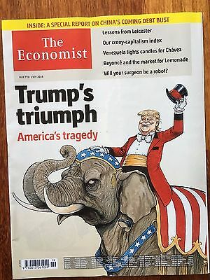 The Economist May 7-13 2016, Trump's triumph, China's coming debt bust