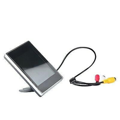 Brand New 3.5 inch HD Adjustable TFT LCD Monitor For CCTV Camera Security