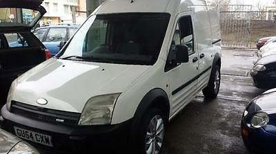 FORD TRANSIT CONNECT T230 LWB, White, Manual, Diesel, 2004