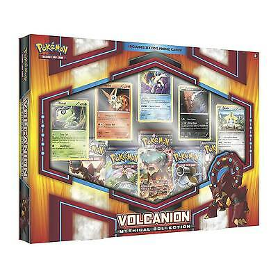 Pokemon TCG Mythical Collection Volcanion Box
