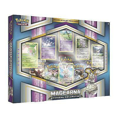 Pokemon TCG Mythical Collection Magearna Box