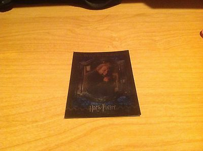 Harry Potter And The Prisoner Of Azkaban Foil Trading Cards F6 Peter Pettigrew
