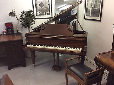 Beautiful Eavestaff Baby Grand Piano & Stool - DELIVERY AVAILABLE