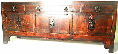 Antique Chinese Ming Cabinet (5758), Circa 1800-1849