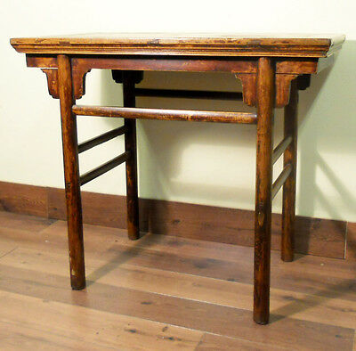 Antique Chinese Ming Console (wine) Table (5196), Circa 1800-1849
