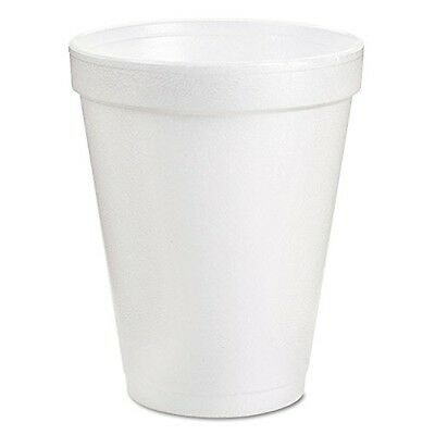 Dart Drink Foam Cups, 8 Oz., 40 Bags of 25/Carton