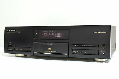 Fabulous Pioneer Pd-S703 Compact Cd Player Legato Link Conversion *japan Made*