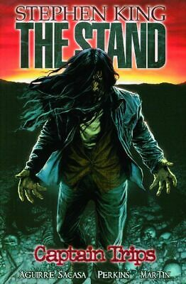 Panini   STEPHEN KING: THE STAND - DAS LETZTE GEFECHT BAND 1: CAPTAIN TRIPS (SC)