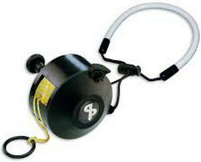 A P Valves Buddy Pocket Reel with 40m of Floating Line & Lanyard