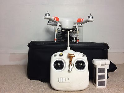 DJI Phantom 2 Drone With H3-3D Gimbal For Go Pro