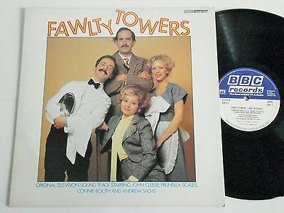 Fawlty Towers - 1979 Bbc Records Lp Near Mint