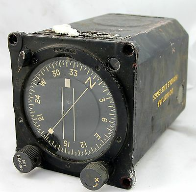 Gyro Compass Mk 4F for RAF Hunter aircraft (GA2)