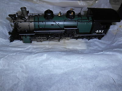 Mountain Model Imports K-36  #DC1093-1 On3 Road #481 2-8-2 Factory Painted