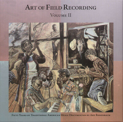 Various Artists - Art of Field Recording II / Various [New CD] Boxed Set, Specia