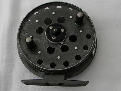 "Grice and Young  4"" / 100mm Centre Pin Fishing reel"