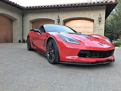 2015 Chevrolet Corvette Z06 3LZ Z07 8 Speed Auto 2015 Corvette Z06 + 3LZ + Z07 + 8-Speed Paddle Shift MSRP $109,940. Super Clean!