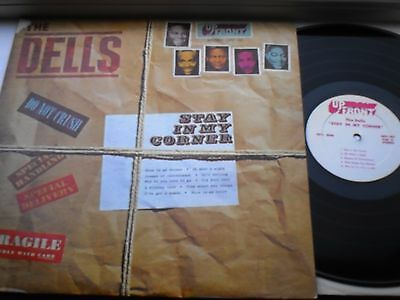 The Dells Stay In My Corner Us Lp Upfront Northern Soul