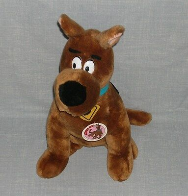 "Scooby Doo 1995 Hanna Barbera 17"" Plush Stuffed Toy Figure With Tags Htf"
