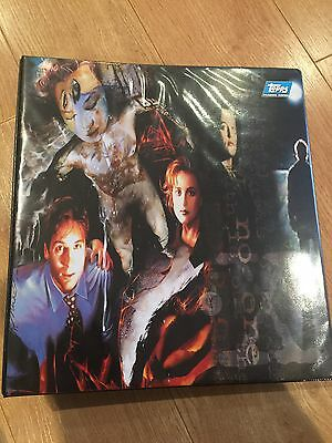 The X-Files And Showcase Complete Sets In binder,