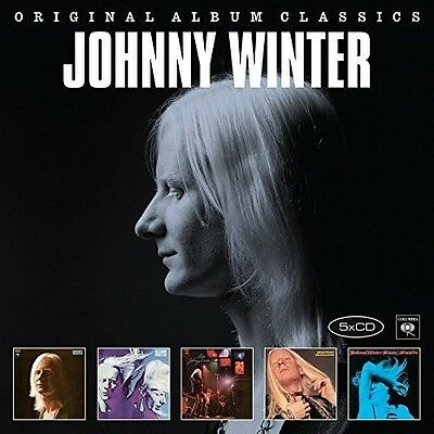 Johnny Winter - Original Album Classics [New CD] UK - Import