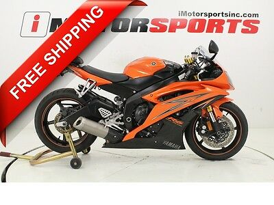 2009 Yamaha YZF-R  2009 Yamaha YZF-R6 Free Shipping w/ Buy it Now, Layaway Available