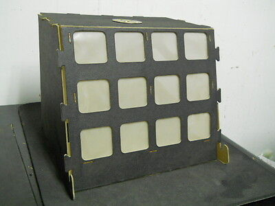 Vintage RARE Filmdex No. 401 Photo Slide Viewer (Mounts to a lamp)
