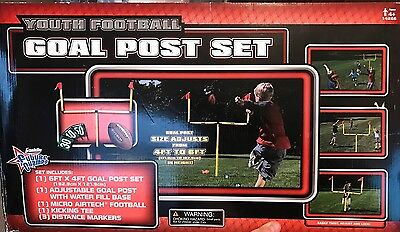Youth Football Goal Post Set outdoor sports Franklin Future Champs