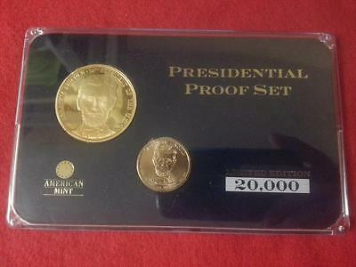 Abraham Lincoln Presidential Proof Set American Mint