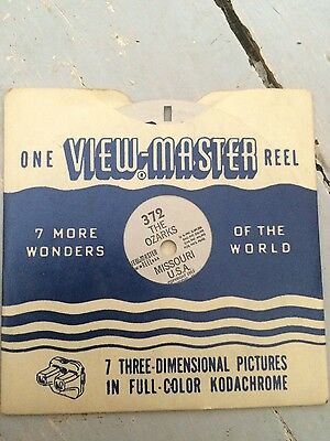 View Master Reel 372 The Ozarks