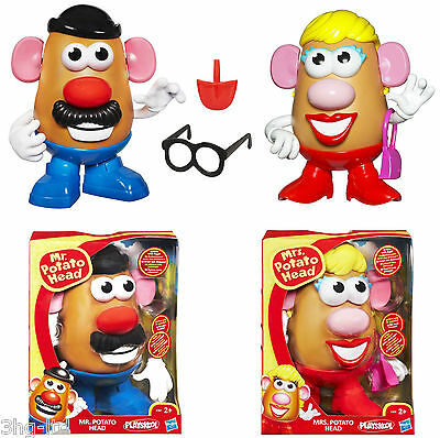 Playskool Mr OR Mrs Potato Head Pre School Age 2+ Learning Toy New Boxed