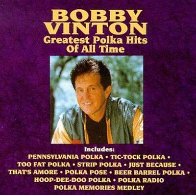 Bobby Vinton - Greatest Polka Hits of All Time [New CD] Manufactured On Demand