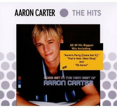 Aaron Carter - Come Get It: The Very Best of [New CD] Manufactured On Demand, Sl