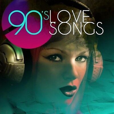 Various Artists - 90's Love Songs / Various [New CD] Manufactured On Demand