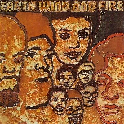 Earth, Wind & Fire, Earth Wind & Fire - Earth Wind & Fire [New CD] Manufactured