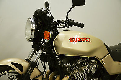 SUZUKI GS1100EZ  GS1100EZ ◄VIDEO► ROAD READY World Shipping MAKE OFFER Fully Serviced Superbike