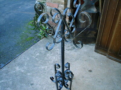 Ornate Plant Stand, Indoor/Outdoor/Patio
