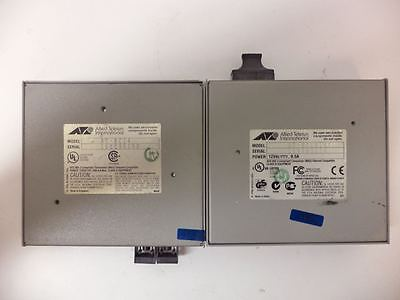 Allied Telesis Model AT-MC102XL And AT-MC14 Fast Ethernet Media Converter
