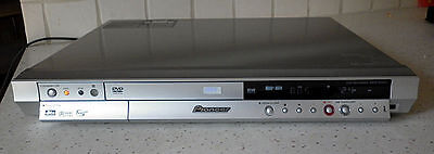 Pioneer DVR-520H DVD Recorder WITH 80GB HDD HARD DRIVE & REMOTE