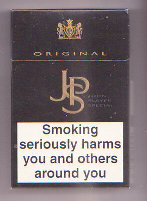 Empty Packet John Player Special Original