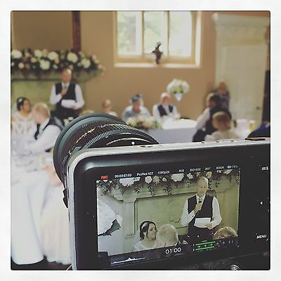 Christmas Special £300 Wedding video offer for 2017 - Usual Price £499