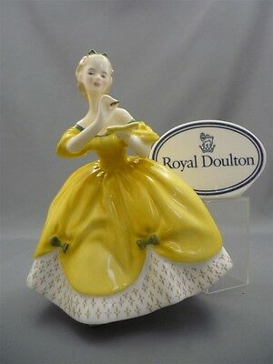 """LAST WALTZ"" Royal Doulton England Bone China Pretty Lady Doll Figurine HN 2315"