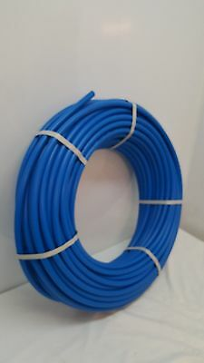 """*NEW* Certified Non Barrier 1/2"""" - 300' coil - BLUE PEX for Heating and Plumbing"""