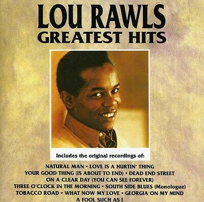 Lou Rawls - Greatest Hits [New CD] Manufactured On Demand